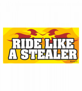 Ride Like a Stealer
